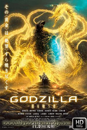 Godzilla The Planet Eater 1080p Latino
