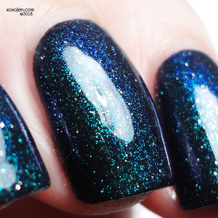 xoxoJen's swatch of Starlight Polish Crystal Forever