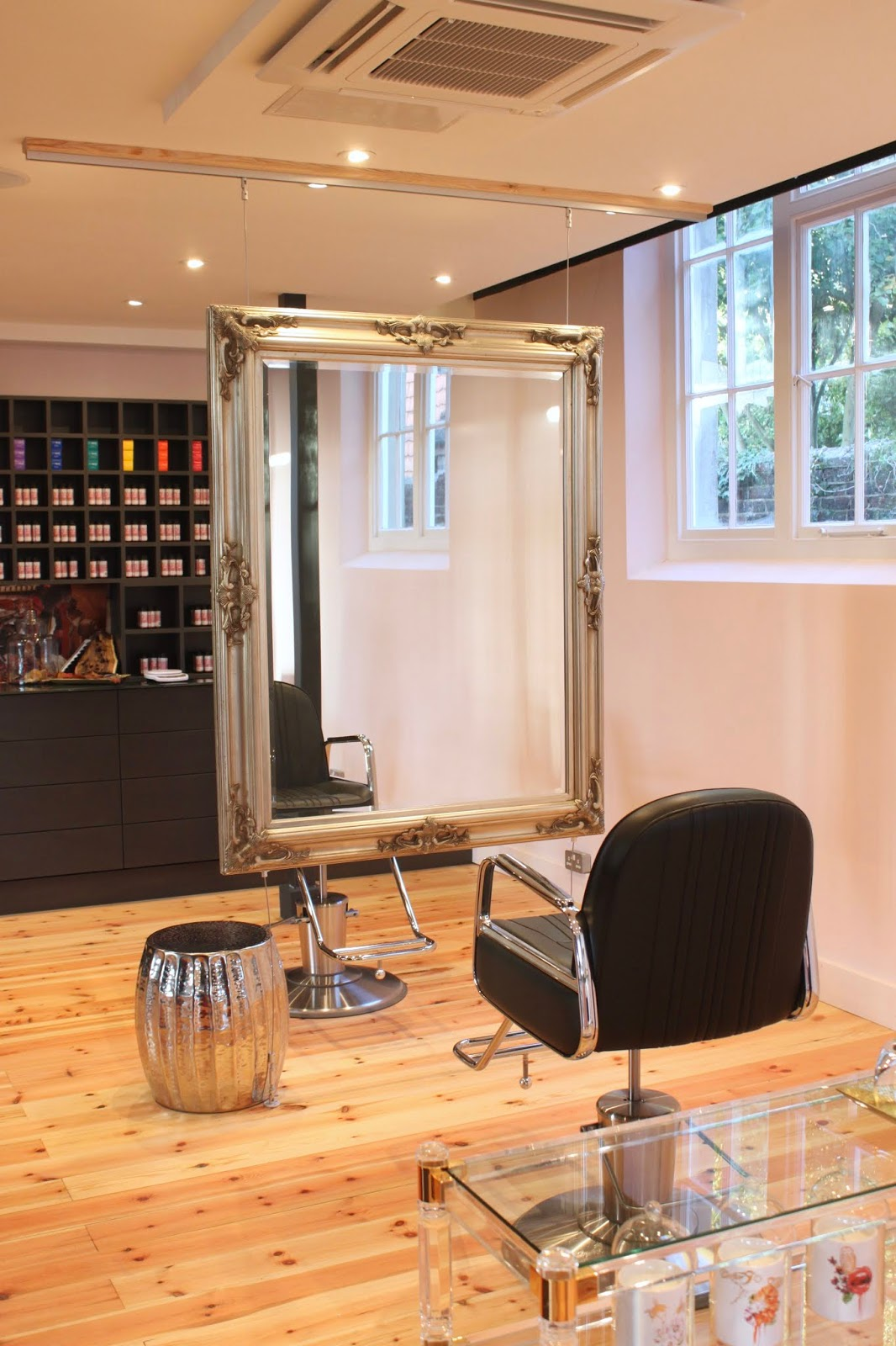The Chapel Hair Salon Horsham - Colouring Area