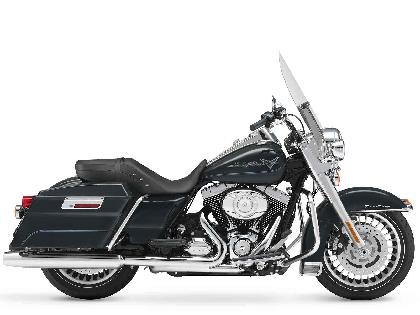 Harleydavidson Pictures 2012 FLHR Road King