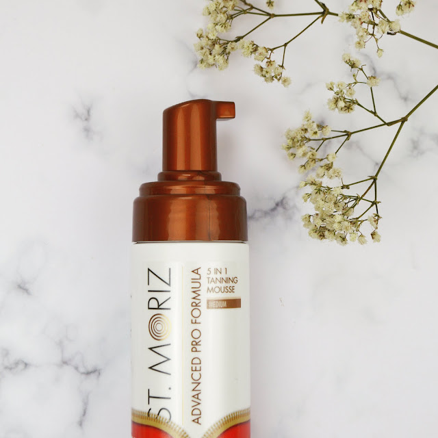 St Moriz 5 in 1 Tanning Mousse Review