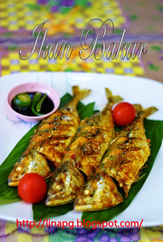 resepi ikan bakar mudah  sedap teratak mutiara kasih Resepi Ikan Pisang Bakar Enak dan Mudah