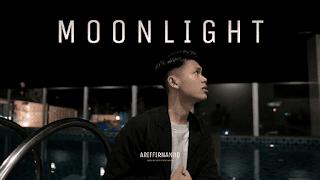 Lirik Lagu Moonlight - Ariffirnando