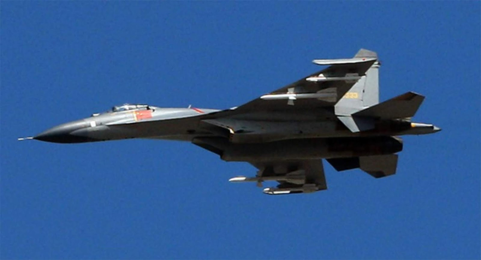 Pesawat Angkatan Udara Taiwan mencegat dua pesawat tempur China