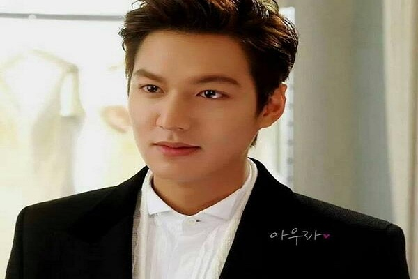 Gaya Rambut Lee Min Ho