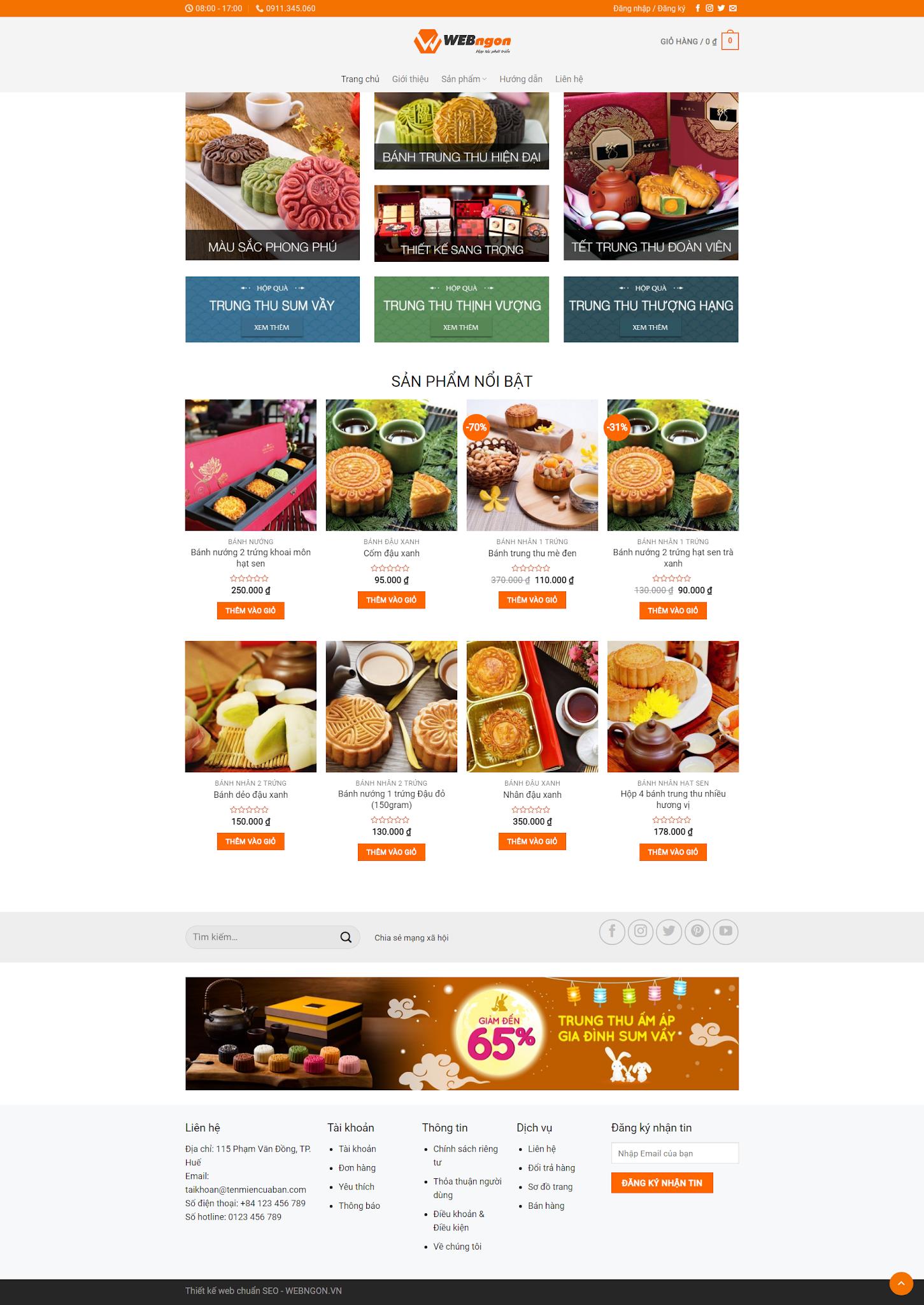 mẫu bán bánh trung thu wn039