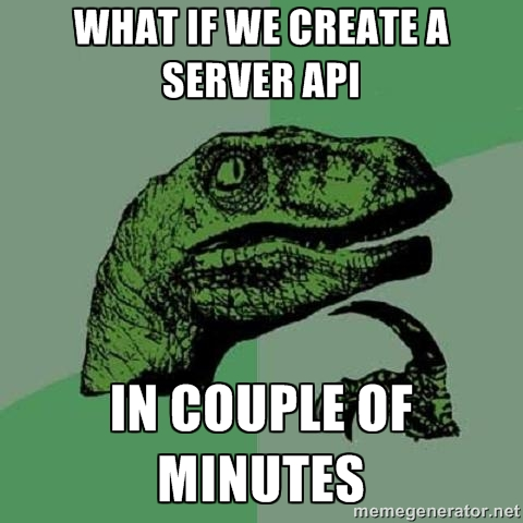 Jana Moudrá blog: Dart RPC: Create RESTful API in a couple of minutes