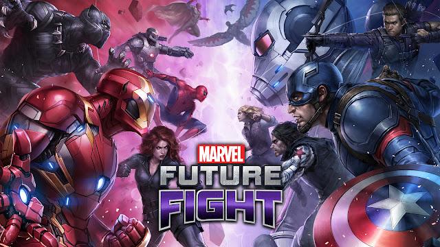 marvel future fight hile apk indir
