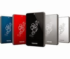 Daftar Harga Hardisk Eksternal Toshiba