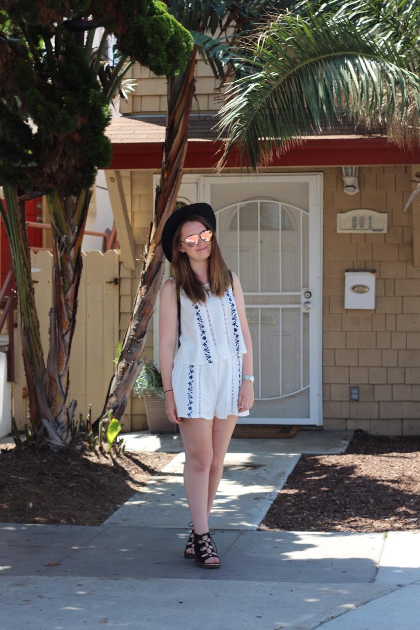 Beach Life | OOTD