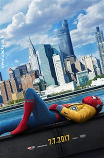 Spider-Man Homecoming's First Look Posters