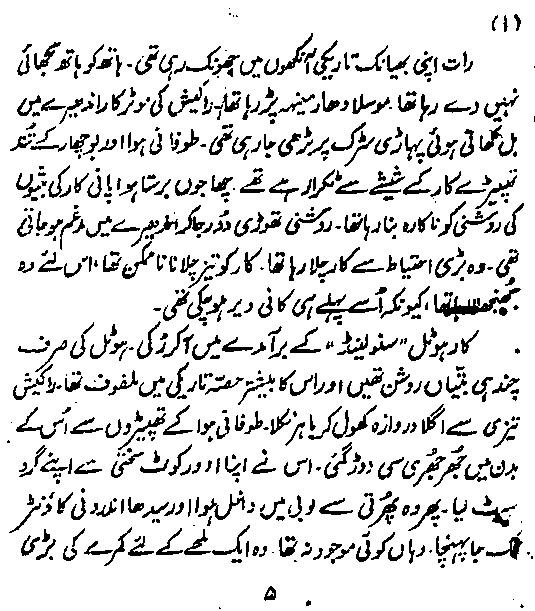 Indian Urdu stories Book