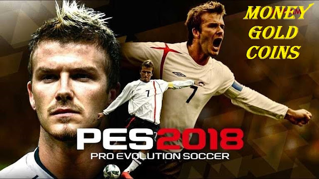 Download PES 2018 Mod Apk Unlimited Money and Gold Coins