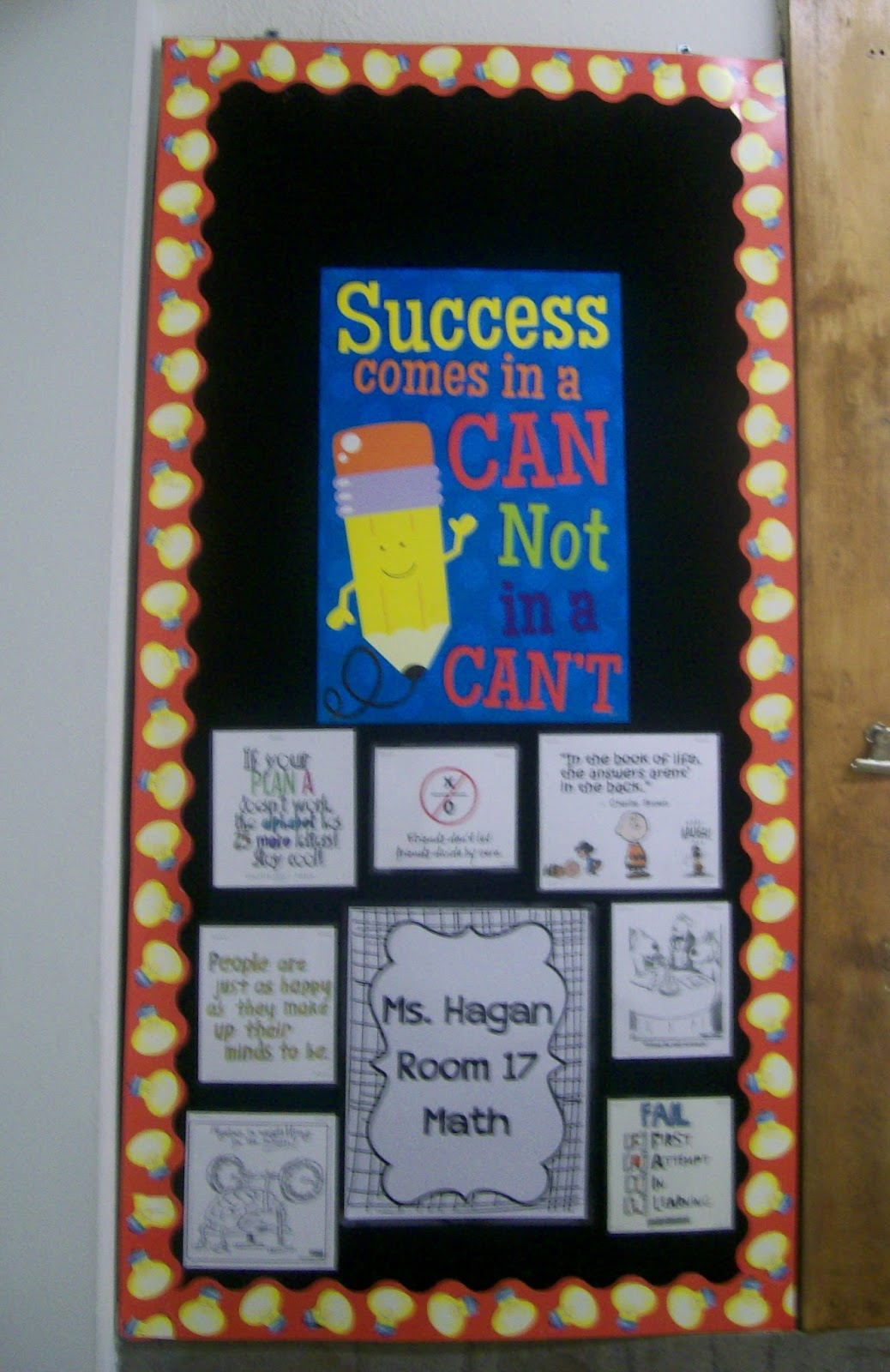 Math Love What S On My Classroom Walls