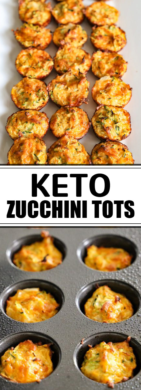Keto Zucchini Tots - blog.mamarecipes