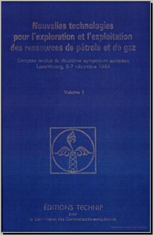 Livre : Nouvelles technologies pour l'exploration et l'exploitation des ressources de pétrole et de gaz