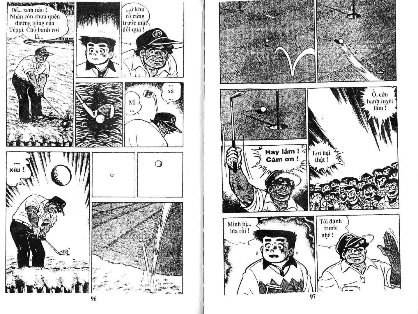 Ashita Tenki ni Naare chapter 46 trang 48