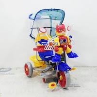 Sepeda Roda Tiga Family F825ST Superhero