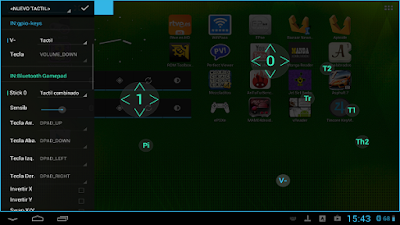 Cara Mapping / Edit Tombol Controller IPega Android Menggunakan Aplikasi Tincore Key Mapper