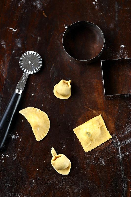 Comment réaliser les ravioli : astuces et photos pas à pas