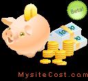 My Site Cost