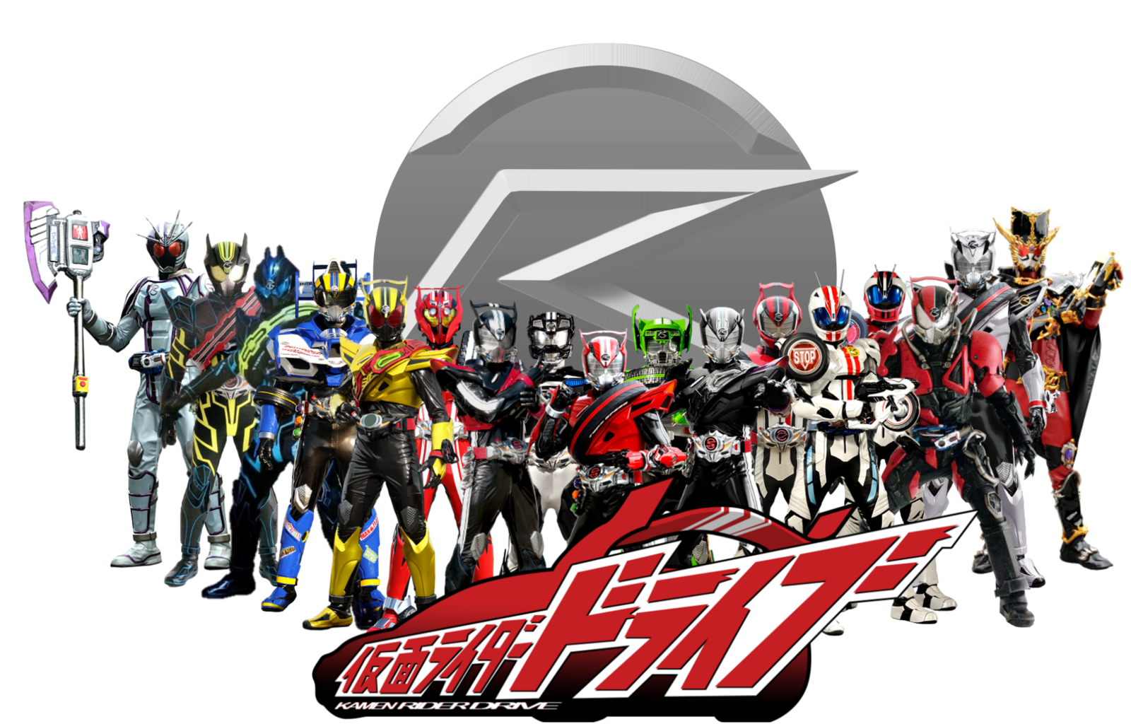 All OST(OP) Kamen Rider Heisei(Kuuga-Build) - Klikshowtime com