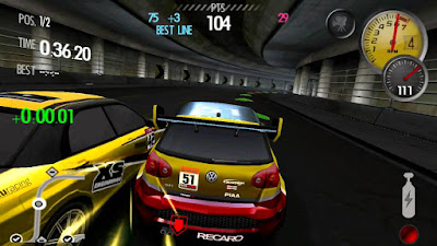 NFS Shift Mod Apk Full Free