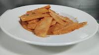 Batter coated Potato slice Food Recipe