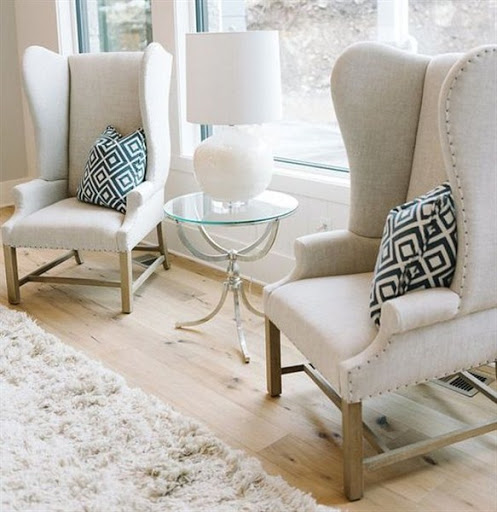 accent chairs set of two