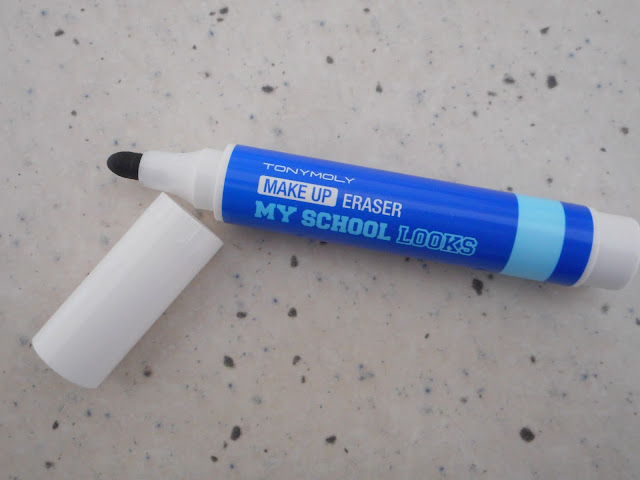 Tony Moly My School Looks Makeup Eraser