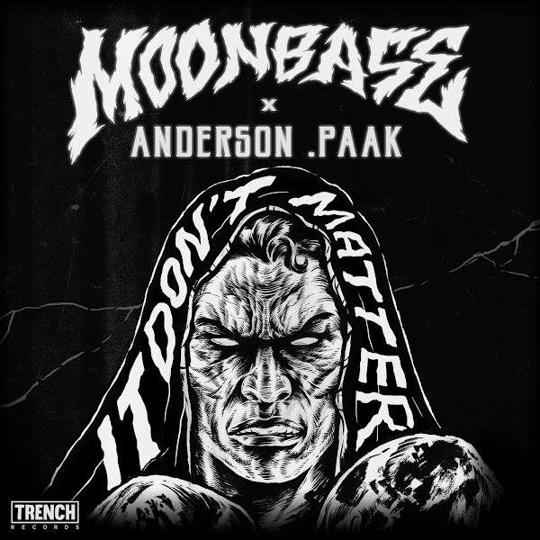 Moonbase - It Don't Matter (feat. Anderson .Paak) - Single Cover