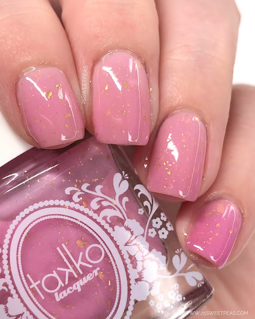 Takko Lacquer Cherry Blossom 25 Sweetpeas