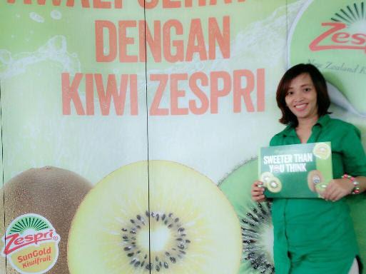 Siapa Bilang Buah Kiwi Zespri Rasanya Asam? It's Sweeter Than You Think!