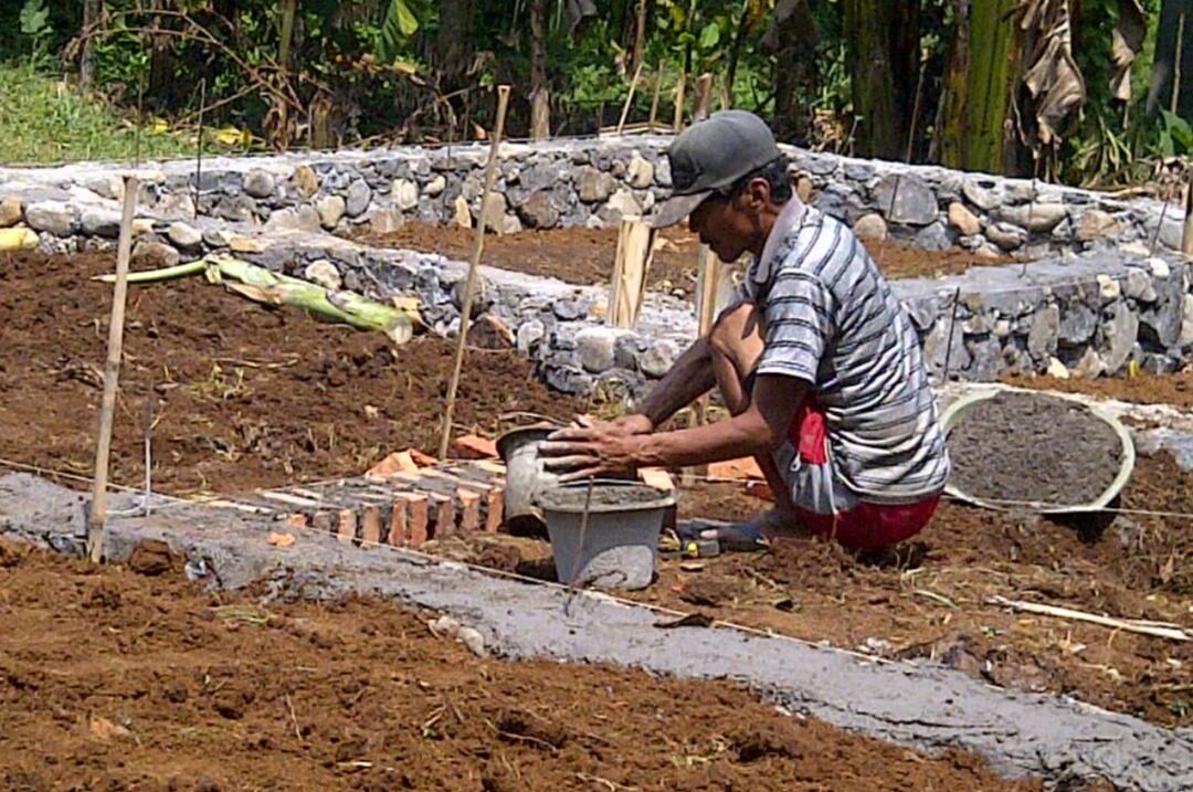 Cara Menghitung Kebutuhan Batu Pondasi Plus Semen Dan Pasir
