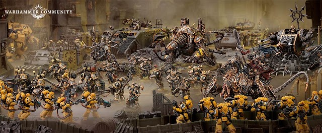 Chaos Previews: The Iron Warriors