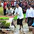 Jokowi Langsung Tegur Petani Yang Kampanye Tentang Dirinya pada Agenda Kepresidenan