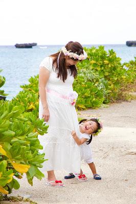 子連れマタニティフォト沖縄