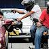 Roban $3.7 MM durante asalto a contratista en Baní los delincunete viajaban en dos motocicletas,