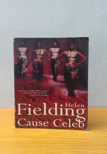 CAUSE CELEB, Helen Fielding
