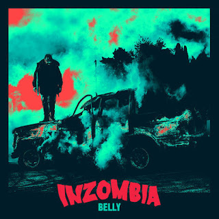 Belly - Inzombia (2016) - Album Download, Itunes Cover, Official Cover, Album CD Cover Art, Tracklist
