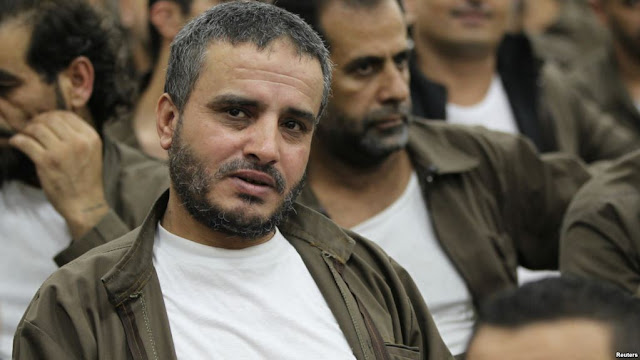 Ahmed Daqamseh terrorista que asesinó a 7 colegialas israelíes