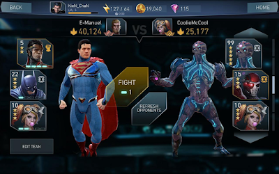 Download Game Injustice 2 APK v1.3 Terbaru