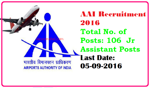 AAI Recruitment 2016/2016/07/aai-recruitment-2016.html