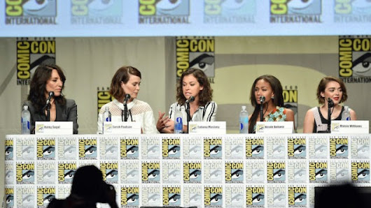 EW's Women Who Kick Ass Panel is online. If you don't watch it, I'll kick your ass ;-)
