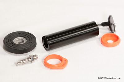 Triopo 28mm short center column components