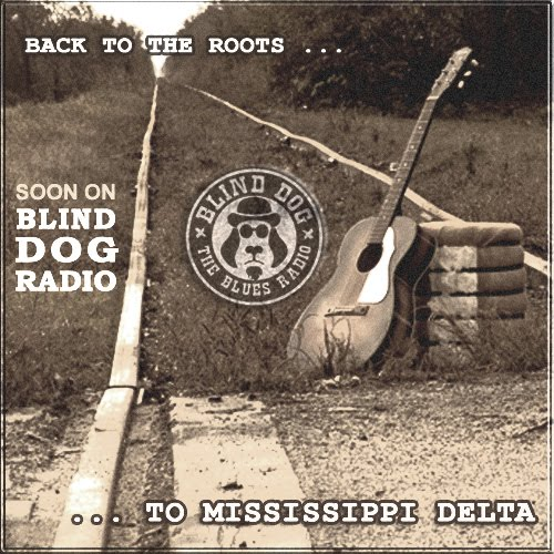 The BLIND DOG RADIO Broadcast in August