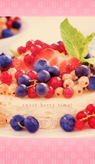 sweet berry time!