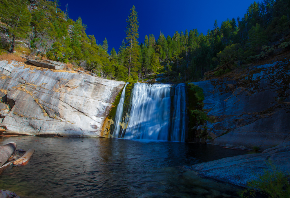 Swimming Holes Of California Spectacular Seven Falls