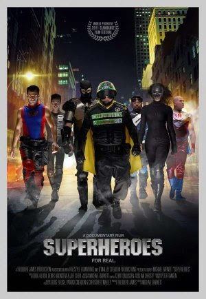 Superheroes Film