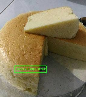 Resep Membuat Ogura Cheesecake